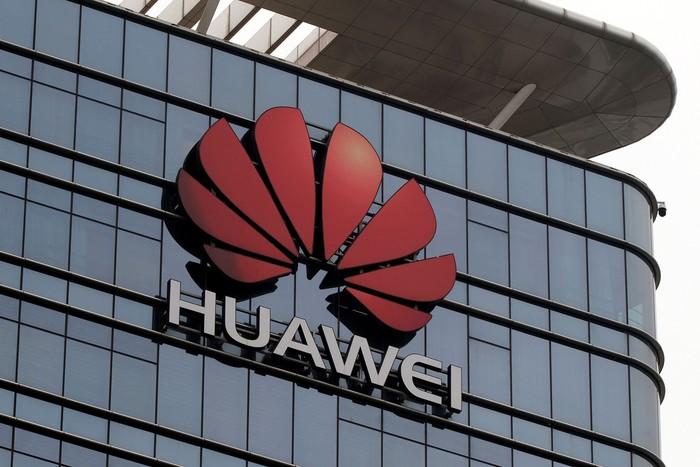 Kantor Huawei. Foto: Reuters