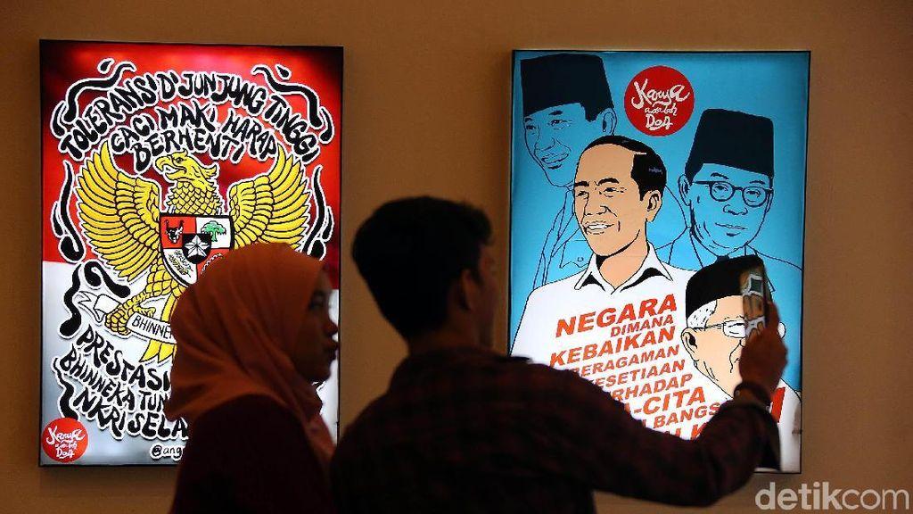 Jokowi Punya Visi Pemerintahan Dilan, Digital Melayani