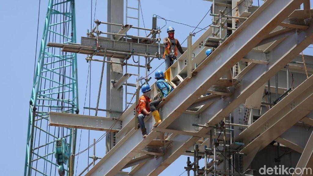 PTPP Dapat Kontrak Bangun PLTU Rp 8 Triliun