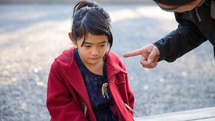 Japanese girl crying