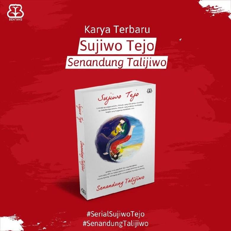 Sujiwo Tejo Bakal Rilis Karya Terbaru Berjudul Senandung Talijiwo Foto: Bentang Pustaka/ Istimewa