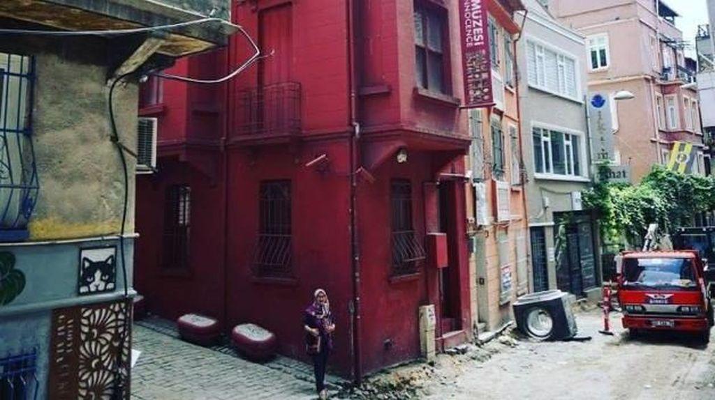 Museum di Turki Ini Terinspirasi dari Novel