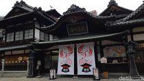 Pemandian Air Panas Tertua di Jepang: Dogo Hot Springs