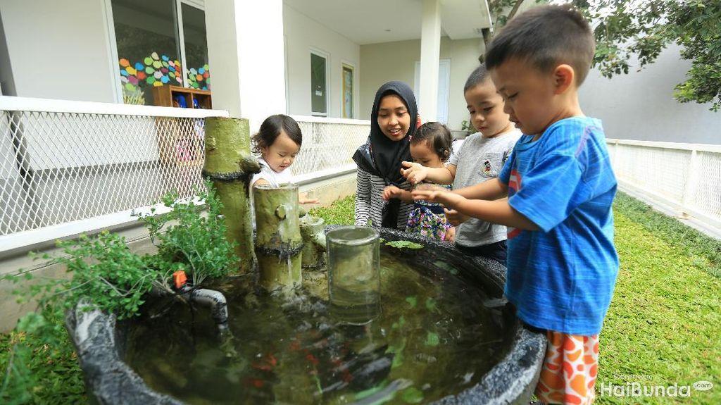 Cita Harmoni, Sekolah Montessori dengan Workshop untuk ART