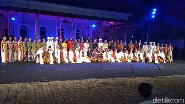 Teater Tari 'Aku Diponegoro' Tandai 189 Tahun setelah Penangkapan Diponegoro