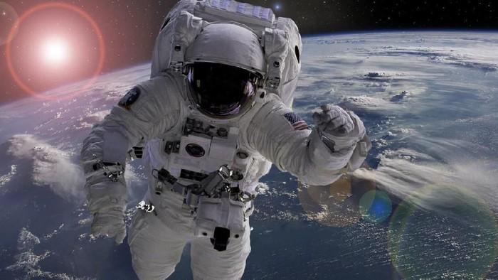 Ilustrasi astronot. (Foto: iStock)