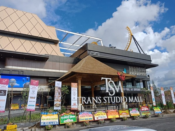 Trans Studio Bali berlokasi di dalam kompleks Trans Studio Mall Bali, Jl Imam Bonjol No 440, Denpasar. (Foto: Dok. Trans Studio Bali)