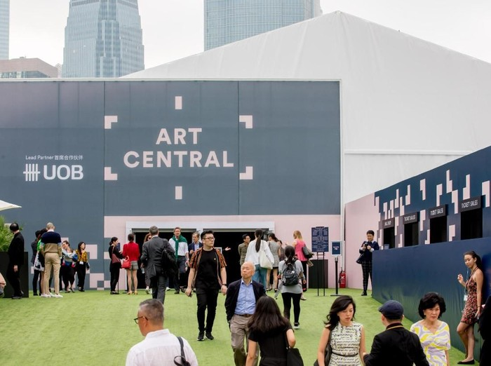 Art Central Hong Kong 2019