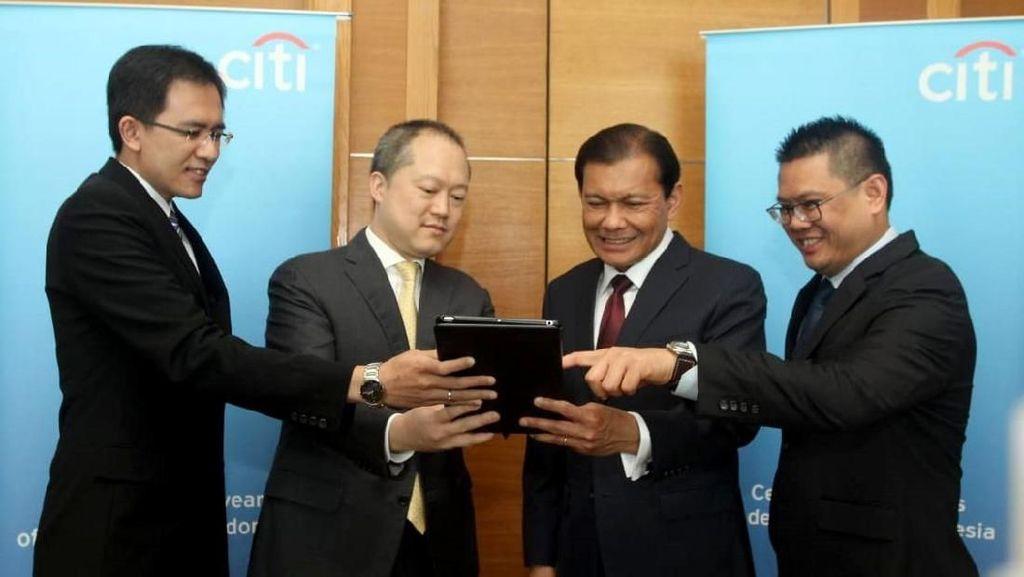Laba Citibank Indonesia Tembus Rp 2 Triliun