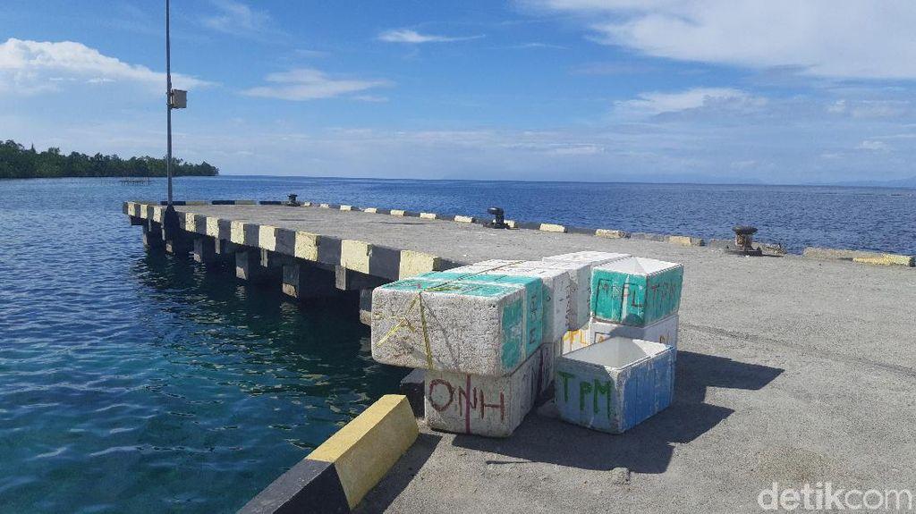 Saat Warga Pulau Madapolo Merindukan Kapal Tol Laut