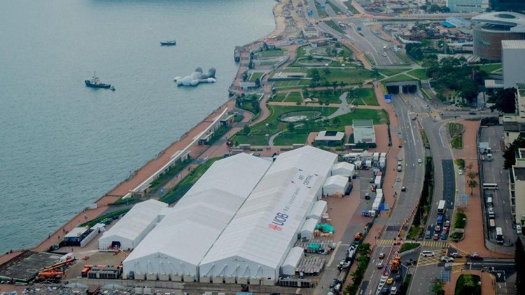 Bikin Pulau Buatan Terbesar Setara Rp 1.000 T, Hong Kong Dikecam