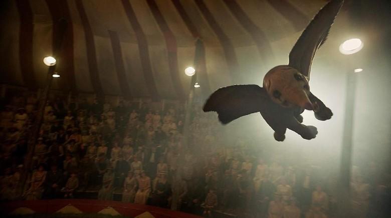Dumbo: Percayalah pada Diri Sendiri
