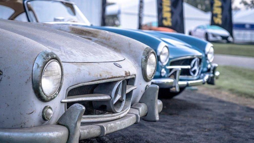 Mobil Klasik Koleksi Adam Levine Dijual dengan Harga Fantastis