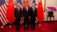 Hawa Rujuk As-China Makin Kuat Bikin Yuan Perkasa