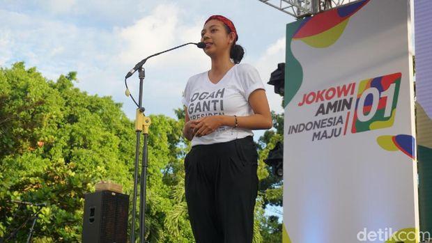 Alumni SMA/SMK di Bali Deklarasi Dukung Bli Jokowi