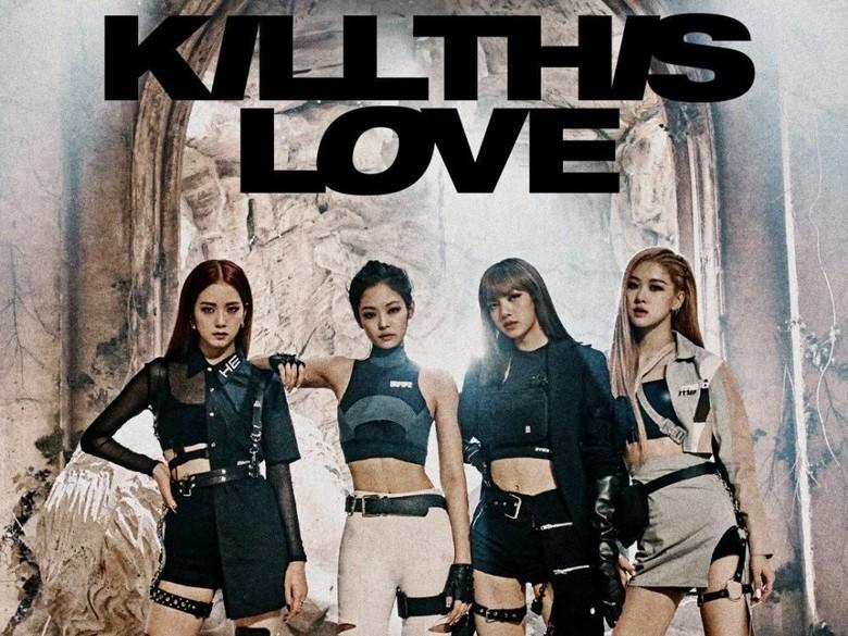 So Fierce! BLACKPINK Bak Tomb Rider di Teaser Terbaru Kill This Love