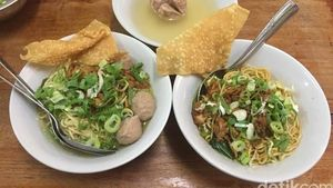 Pencinta Mie Wajib Sarapan di 5 Kedai Mie Ayam Enak dan Mantap Ini