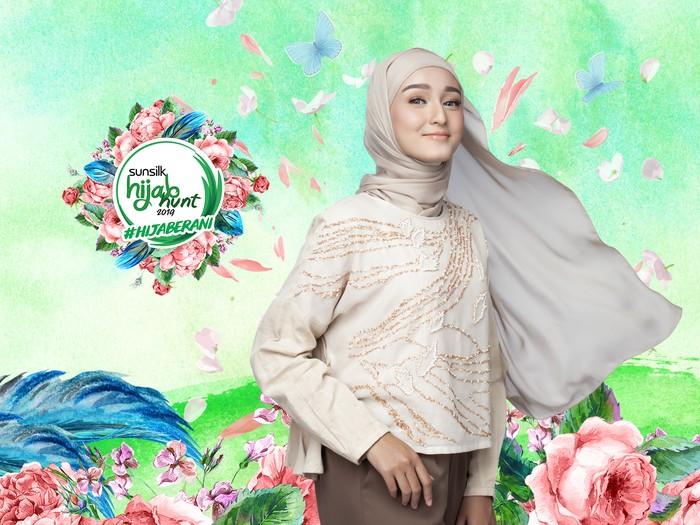 Audisi Sunsilk Hijab Hunt Makassar. Foto: Zaky Akbar