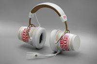 Headphone Berbentuk Nissin Cup Noodles, Bikin 'Ngidam' Makan Mie