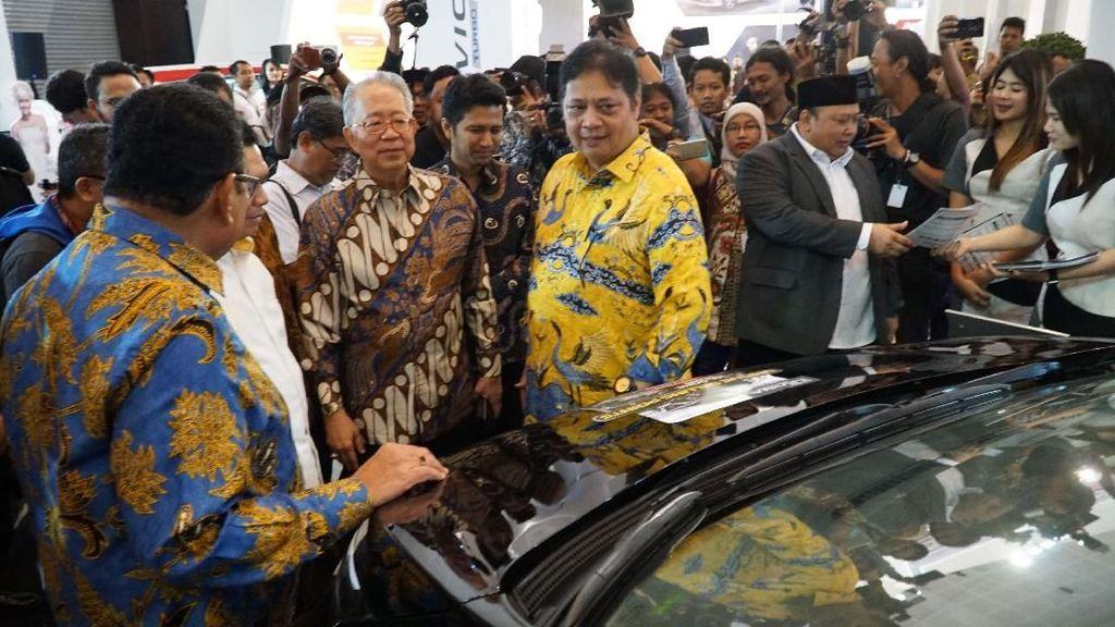 Resmi Dibuka, Begini Suasana GIIAS Surabaya