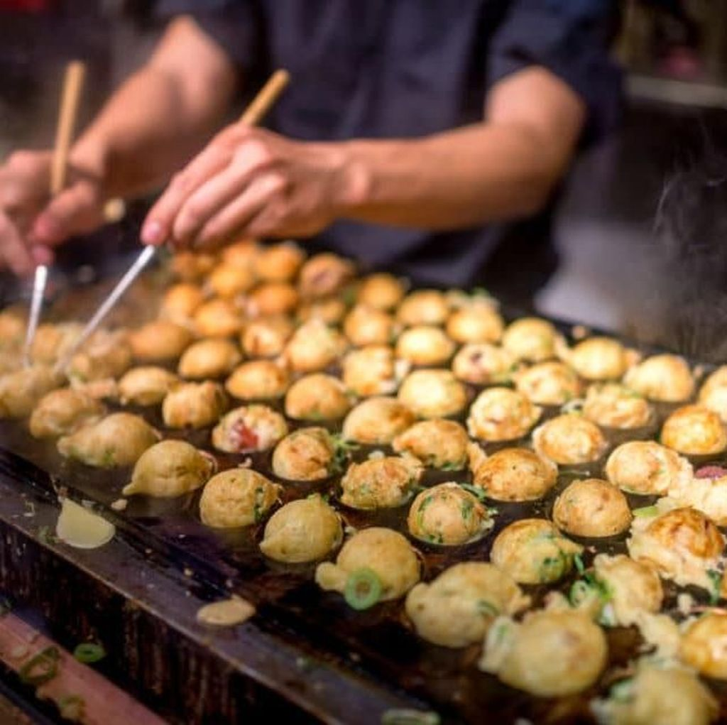 Street Food Photography
