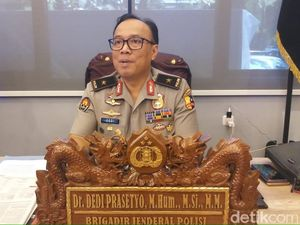 5 Terduga Teroris Ditangkap di Garut saat Hendak ke Jakarta