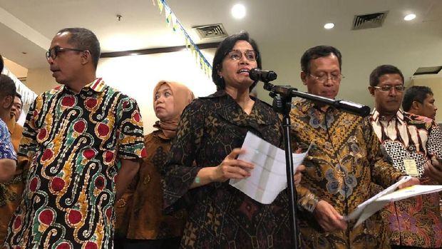 Di New Yok, Sri Mulyani Pamer RI Negara Paling Berdaya Tahan