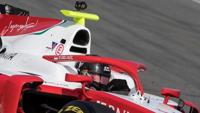 Sean Gelael tampil di F2 Bahrain akhir pekan ini (dok.Sean Gelael)