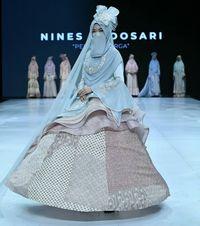 Desainer Bandung Rilis Baju Pengantin Bercadar Dijual Rp 20 Jutaan