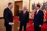 Nasib Perjanjian Dagang AS-China Diumumkan 2 Pekan Lagi