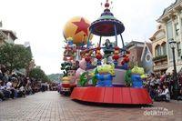Disneyland Paris (Andik Setiawan/d'Traveler)