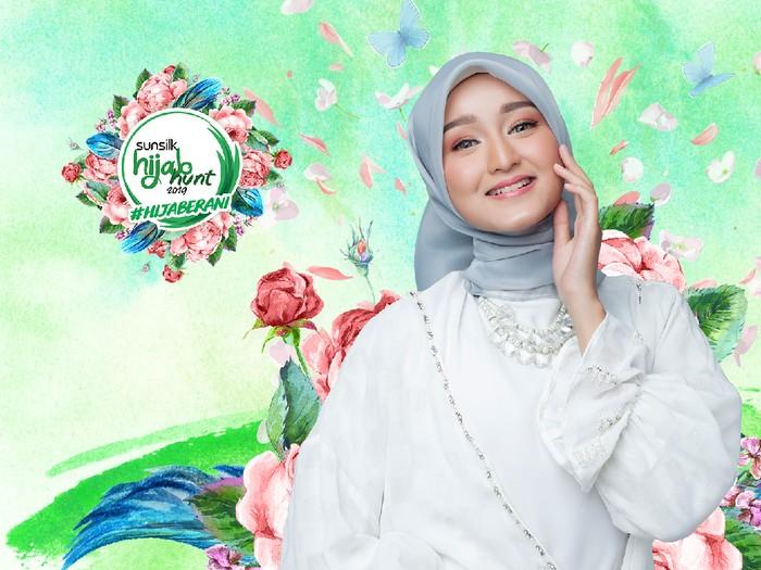 Fadila Yahya, juara Sunsilk Hijab Hunt 2019. Foto: Zaky Akbar