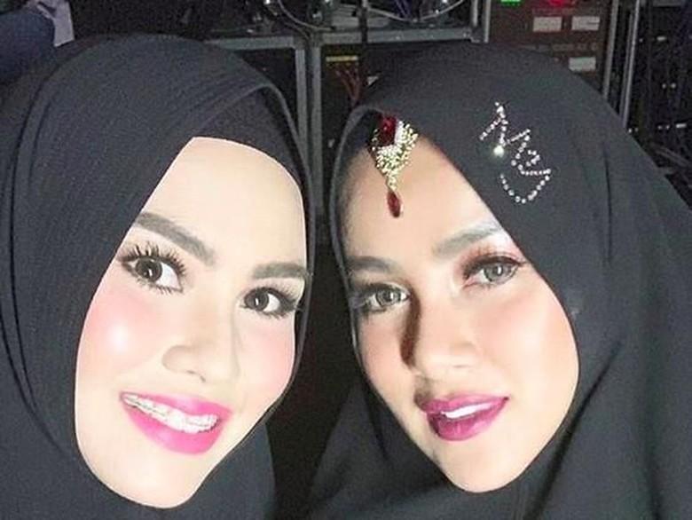 Foto: Olla Ramlan dan Kartika Putri (Instagram)