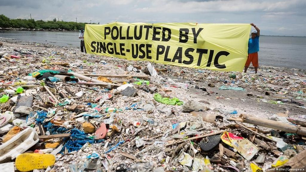Parlemen Eropa Larang Plastik Sekali Pakai Mulai 2021