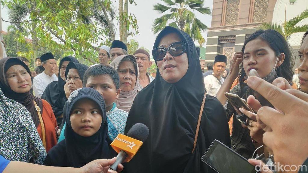 Putri Ungkap Pesan Terakhir Pendiri Masjid Kubah Emas