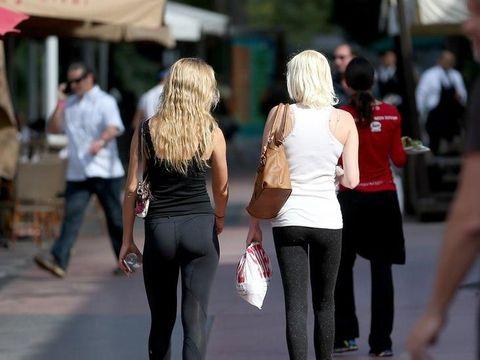 Kata Psikolog, Para Gadis Suka Pakai Legging Ketat karena Hal Ini