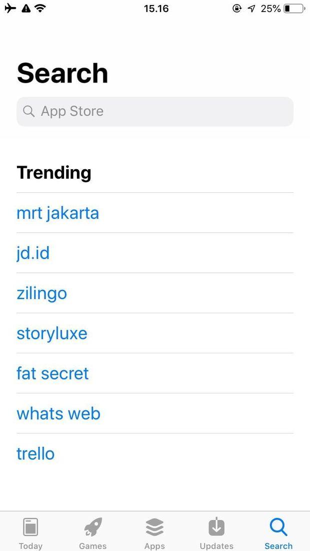 Aplikasi MRT Jakarta Banyak Diburu Pengguna Smartphone
