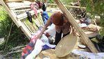 Puluhan Rumah di Cipongkor Rusak Akibat Puting Beliung