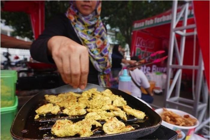Kuliner Pedas Manis Dan Gurih Di Pucuk Coolinary Festival