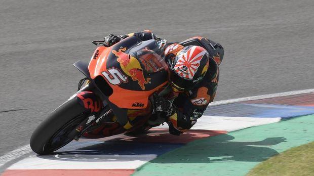 Johann Zarco tak bisa tampil maksimal di KTM.