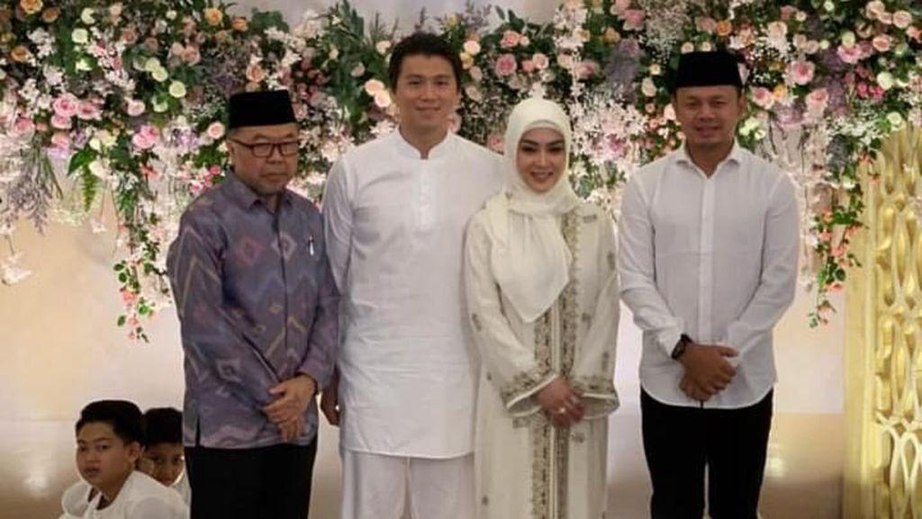 Diundang ke Pengajian Syahrini dan Reino, Ini Kata Walikota Bogor