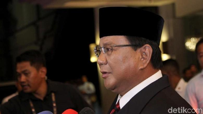 Prabowo Hadiri Wisuda UKRI Hari Ini, Resmikan Masjid Besok