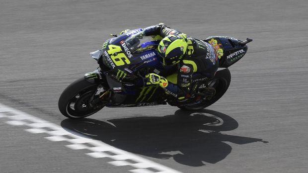 Jelang MotoGP Belanda 2019 Rossi Masih Belum Menyerah