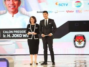 Jadi Moderator Debat Capres ke-4, Retno Pinasti Dipuji Tak Menua