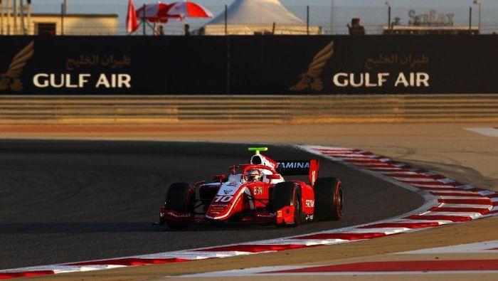 Sean Gelael start ketujuh di F2 Bahrain (dok.Sean Gelael)