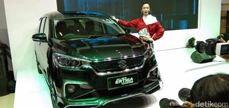 Suzuki Ertiga Sport Foto: Suzuki