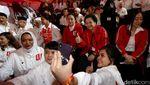 Megawati dan Iriana Jokowi jadi Sasaran Selfie