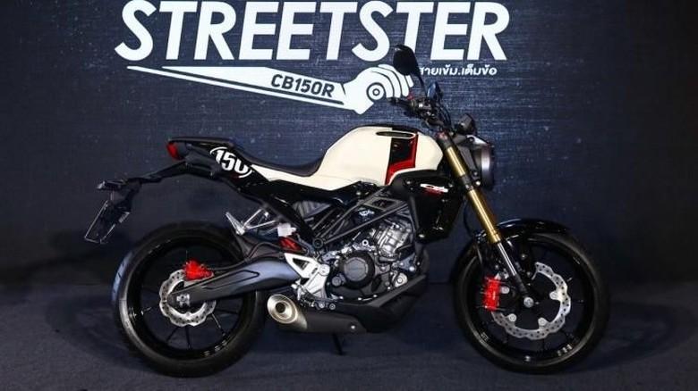 Honda CB150R Streetster Foto: Indianautosblog
