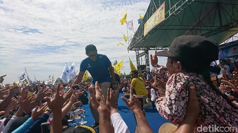 Sebut Pengangguran di Banten Tertinggi di RI, Sandi Tawarkan OK OCE