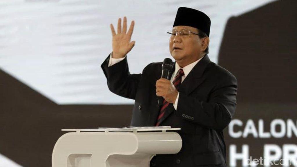 Prabowo Sebut Freeport Ambil Untung 81%, Ini Penjelasan Pengamat